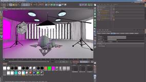 C4D贴图预设 HDRi Studio GENERATOR Tool For Cinema 4D